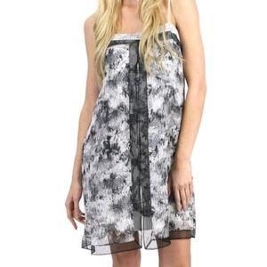 NWT BCBGMaxazria Runway Hanne Silk Slip Dress